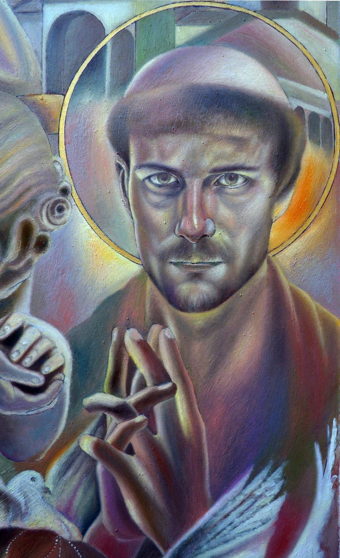 "San Francesco d'Assisi"" | PAOLA IMPOSIMATO"